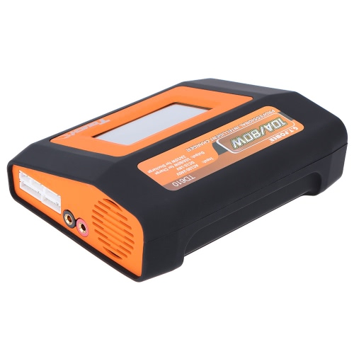 G.T.POWER TD610 80W LiPo LiFe Lion NiCd NiMh Battery Touch Screen Charger Discharger