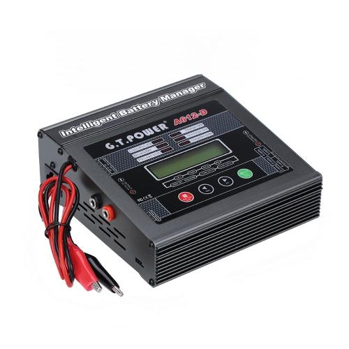 G.T.POWER A612-D 200W AC 220V LiIo/LiPo/LiFe/NiMH/NiCD-Akku Balance Ladegerät/Entlader