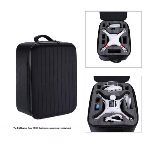 Uniwersalny luksusowy nylonowy plecak na ramię torba na plecach dla DJI Phantom 3 Quadcopter CX-20 Quadcopter
