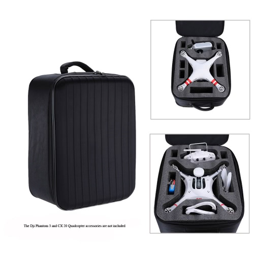 Universal Luxury Nylon Outdoor Shoulder Backpack Bag Carry Case for DJI Phantom 3 Quadcopter CX-20 Quadcopter