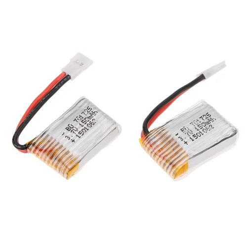Original RC Part JJRC H8 Mini 3.7V 150mAh Lipo Battery for RC H8 Mini Quadcopter