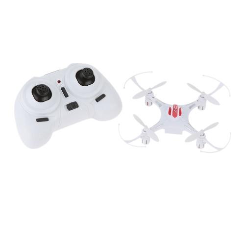 Ursprüngliche JJR / C H8 Mini 2.4G 4CH 6 Achse RTF RC Quadcopter LED-Nachtlichter 360 Grad Roll Over CF-Modus mit einem Druck Automatische Return