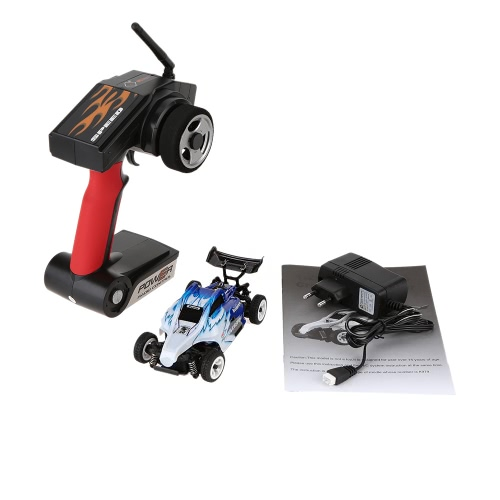 Original WLtoys K979 1:28 2.4G 4CH RTR Off-Road Remote Control RC Car High-speed 30km/h Alloy Chassis Structure