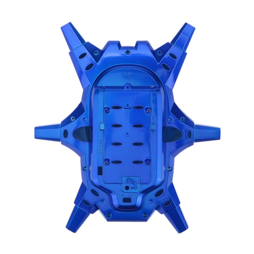 Original HUAJUN Part Blue Body Cover for W609-10 RC Hexacopter Drone Image