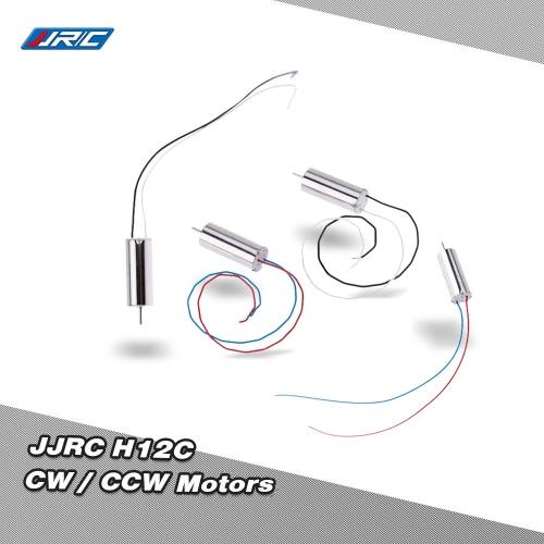 Oryginalny JJRC H12C RC Helikopter Częściowy CW Silnik H12C-05 (MD06) i silnik CCW H12C-06 (MD06) dla JJRC H12C RC Quadcopter