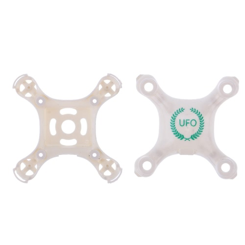 Original Wltoys V676 RC Parte Quadcopter Body Shell Set V676-01 e V676-02 para WLtoys V676 RC Quadcopter