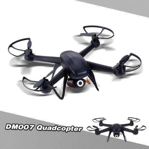 Oryginalny DM007 2.4G 6 Axis Gyro 4 CH RTF RC Quadcopter z 2.0MP kamera HD