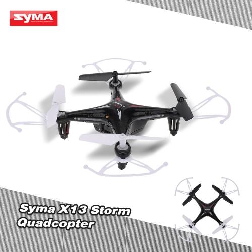 Original Syma X13 STORM 2.4G 6 Axis Gyro 4 CH RTF RC Quadcopter