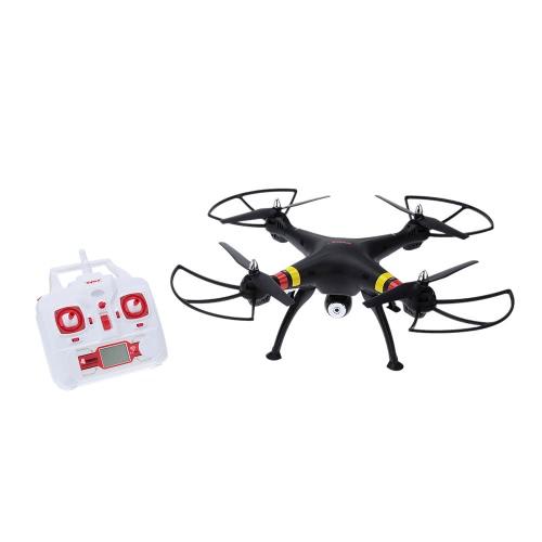Sympatia X8W Wifi FPV 2.4G RTF RC Quadcopter z 2.0MP HD Camera