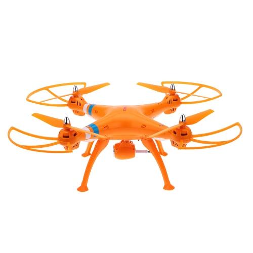 Оригинальный Syma X8W Wifi FPV 2.4G 6 Axis Gyro 4 CH RTF RC Quadcopter с камерой 2.0MP HD
