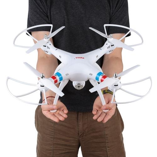 元 Syma X8W Wifi FPV 2.4 G 6 軸ジャイロ 4 CH RTF RC Quadcopter 2.0 mp HD カメラ
