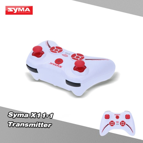 Original Syma X11 RC Part Transmitter X11-11 for Syma X11 X12 RC Quadcopter
