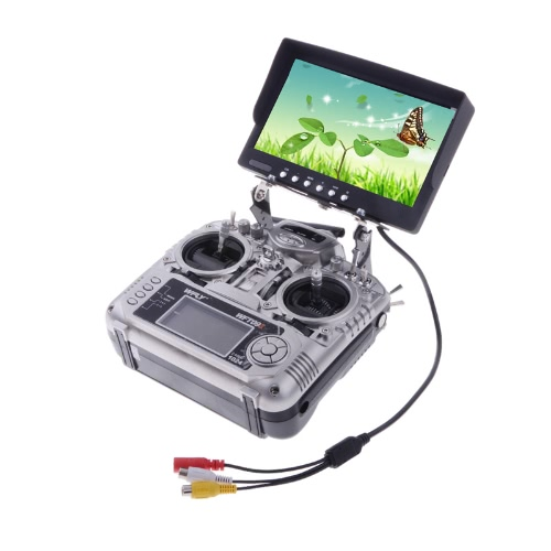 Włókno węglowe Złącze montażowe uchwytu monitora FPV / monitora do nadajnika