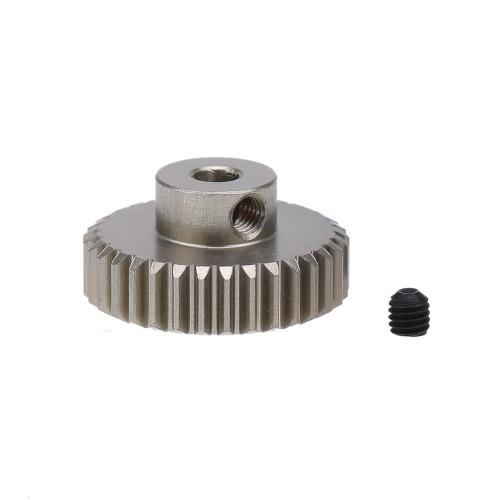 Attrezzo del motore della pinion 5pcs 48DP 33T per il motore spazzolato spazzolato dell'automobile di RC