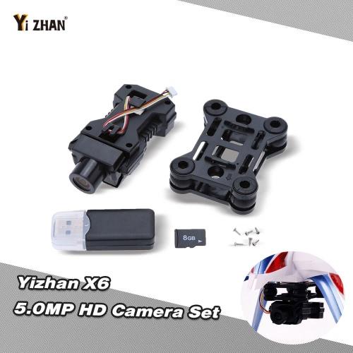 YiZhan X 6 RC Originalteil 5.0MP set HD-Kamera für YiZhan X 6 RC Quadcopter