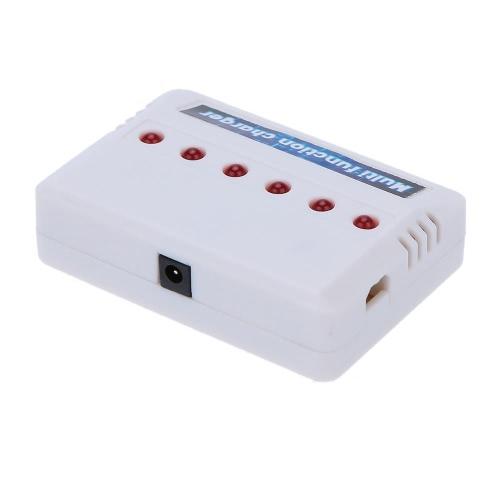RC Part 6-port Chargeur (double usage) pour Syma X5 X5C X5A Cheerson CX-30 CX-30S JJRC H5C WLtoys V931 F949
