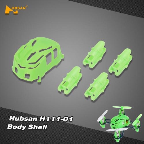 Original Hubsan H111-01 RC Teil Karosserie-Rohbau für Hubsan H111 RC Mini Quadcopter