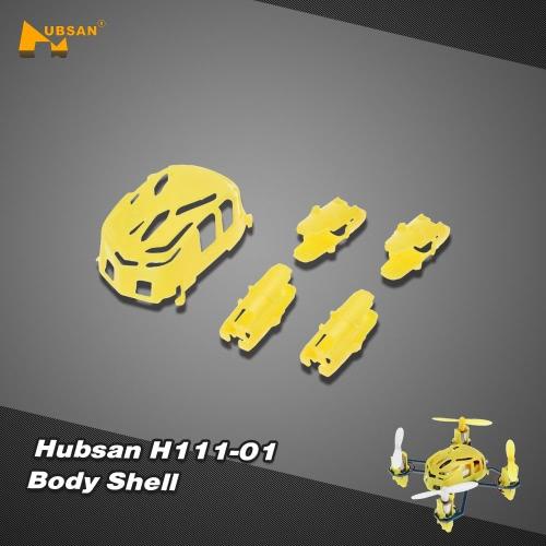 Hubsan H111 RCミニクワッドコプター用  オリジナルHubsan H111-01 RCパートボディシェル【並行輸入品】