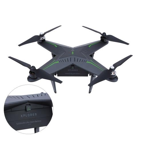 Original XIRO Zero Explorer Xplorer RC Quadcopter GPS Auto-pilot/Auto-return Home/One Key Take Off and Landing without Gimbal and Camera