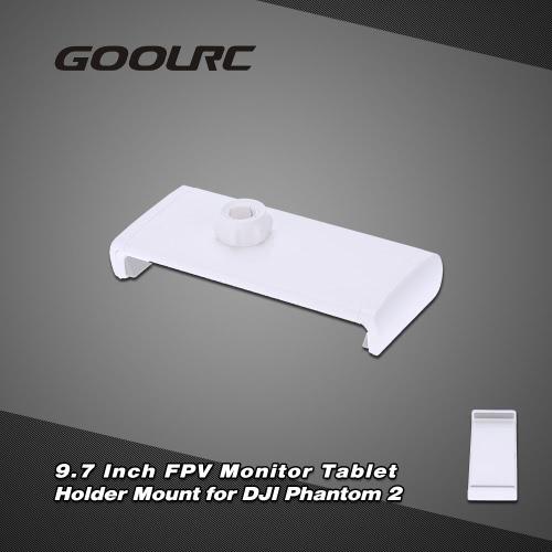 GoolRC 9,7 pollici FPV Monitor Tablet Holder per montare DJI Phantom 2 Phantom 3 versione Standard Quadcopter trasmettitore