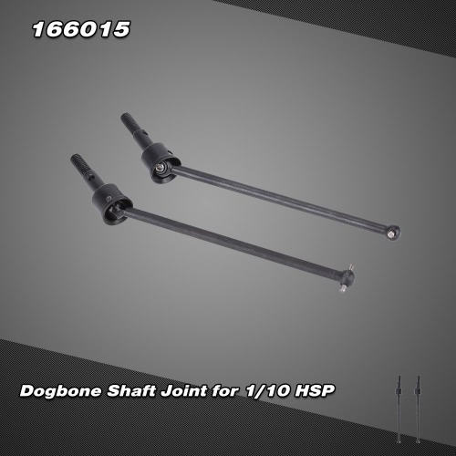 166015 Upgrade Part Stainless Steel Drive Shafts Joint for 1-10 HSP Off-road Buggy RC Car