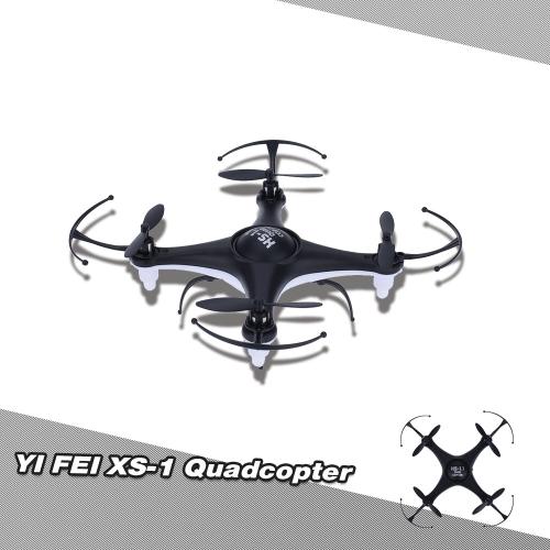 Original YI FEI RC Drone XS-1 6-Axis Gyro 2.4GHz 4CH Fixed-Point Revolving RTF RC Quadcopter