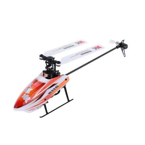 XK Blast K110 6CH 3D 6G System Brushless Motor RTF RC Helicopter Image