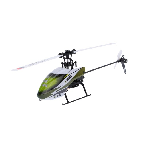 XK Falcon K100-B 6CH 3D 6G System BNF RC Helicopter