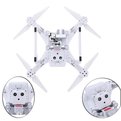 DJI Phantom 3 Versão Avançada FPV RC Quadcopter com 1080p HD Camera Auto decolagem / Auto-retorno para casa / Failsafe RTF Drone