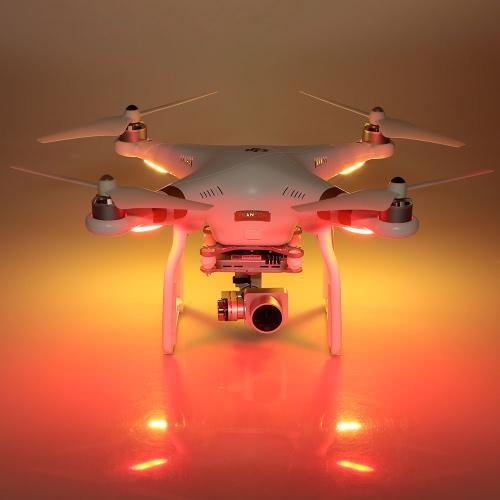 Originale DJI Phantom 3 Advanced versione FPV RC Quadcopter con 1080p HD fotocamera Auto-decollo/Auto-ritorno casa/Failsafe RTF Drone