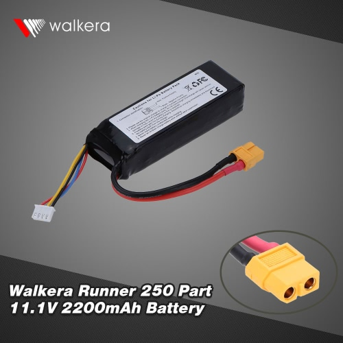 Walkera Runner 250 FPV Quadcopter Parts 11.1V 2200mAh Runner 250-Z-26 Li-po Battery