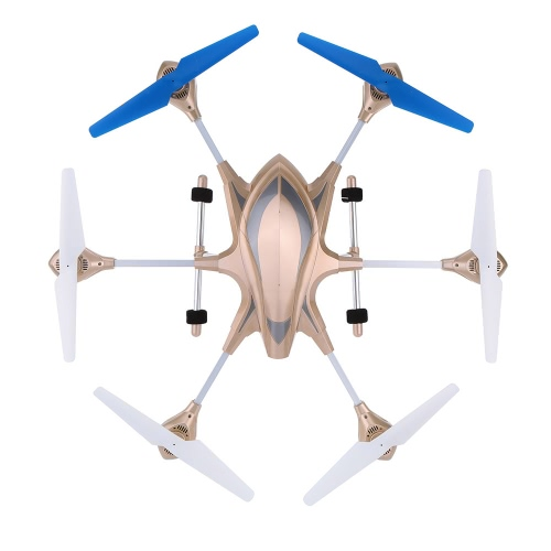 Huajun W609-7 4.5CH z Six Axis Gyro RTF RC FPV Hexacopter Drone Z 2.0MP kamera HD