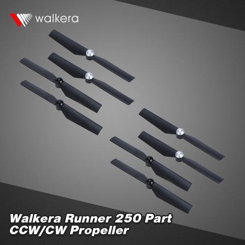 4 Pair Original Walkera Runner 250 FPV Quadcopter Parts CW/CCW Runner 250-Z-01 Propeller Set