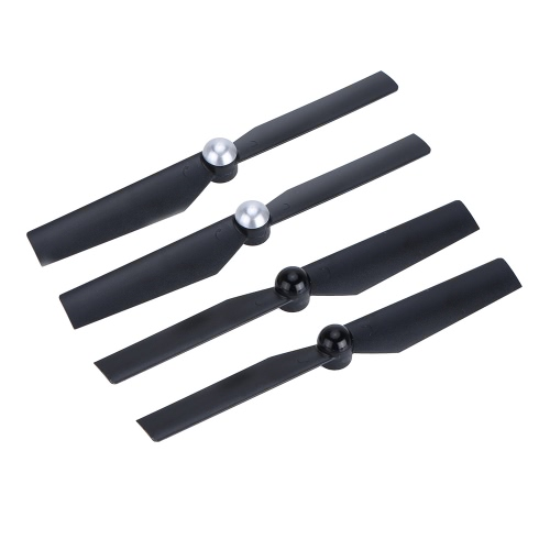4 Pair Walkera Runner 250 FPV Quadcopter Pièces CW / CCW Runner 250-Z-01 Ensemble d'hélices