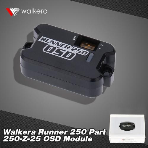オリジナル Walkera Runner 250(ランナー) FPV(空撮 生中継 動画 リアルタイム) クアッドコプター マルチコプター ドローン パーツ OSD モジュール   Runner 250-Z-25【並行輸入品】