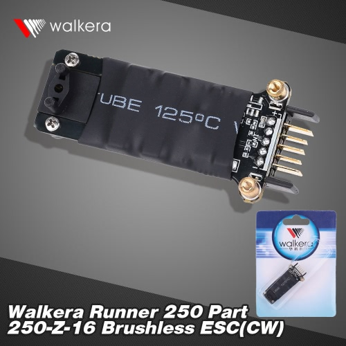 Original Walkera Runner 250 FPV Quadcopter Parts Brushless ESC(CW) Runner 250-Z-16