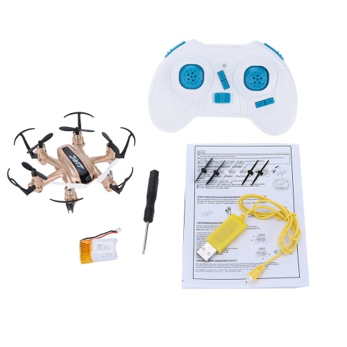 JJRC H20 2.4G 4 canaux 6 axes Gyro Nano Hexacopter Drone avec CF Mode / One Key Return RTF RC Quadcopter