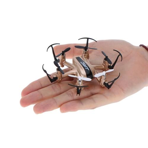 Ursprüngliche JJR / C H20 2.4G 4-Kanal-6-Achsen-Gyro Nano Hexacopter Drone mit CF-Modus / One Key Return RTF RC Quadcopter