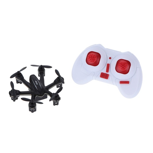 Originale MJX X901 2.4G 4 canali a 6 assi Gyro Nano Hexacopter Drone con Speed ​​Toggle Switch / 3D Flips e Rolls RTF RC Quadcopter