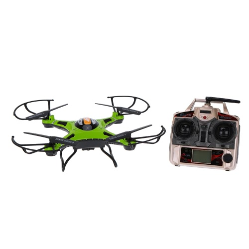 L JJRC H8D 5.8G FPV RTF RC Quadcopter Kopfloser Modus / eine Schlüsselrückkehr Drone mit 2.0MP Kamera FPV Monitor LCD