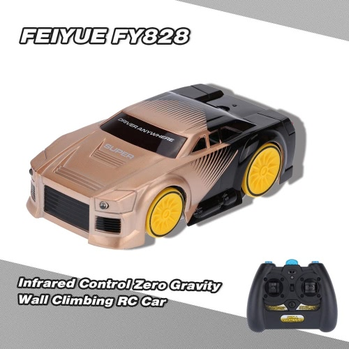 FY828 Infrared Control Zero Gravity Wall Climbing RC Car