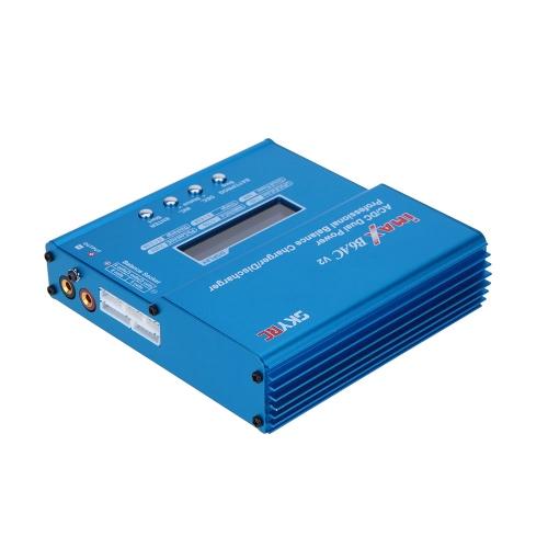Original SKYRC B6AC V2 50W LiPo LiFe LiIon NiMH NiCd Chargeur de batterie Déchargeur