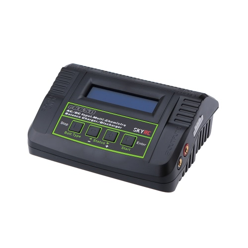Original SKYRC e6650 50W LiPo LiFe LiIon NiMH NiCd Chargeur de batterie Déchargeur pour batterie RC Quadcopter