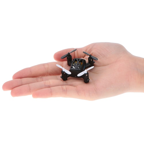 JJR d'origine / C H2 2.4G 4CH 6 Axis Gyro RTF 3D Headless One Key Retour RC Mini Quadcopter Drone