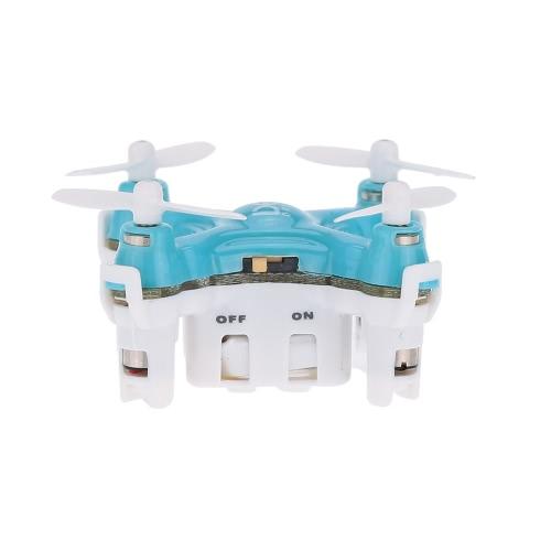 DHD D1 2.4G 4CH RTF 3D bezołowiowa miniaturowa rama Quadcopter