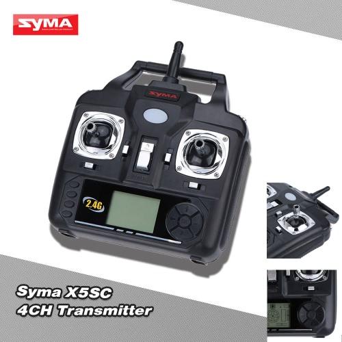Oryginalny Syma Część X5SC 2.4G 4CH Nadajnik Syma X5SC RC Quadcopter