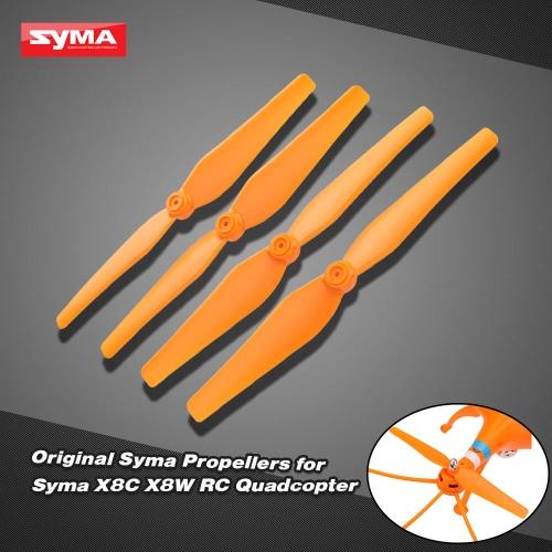 Syma X8C X8W RCクアッドコプター用  オリジナルSyma部品  プロペラ