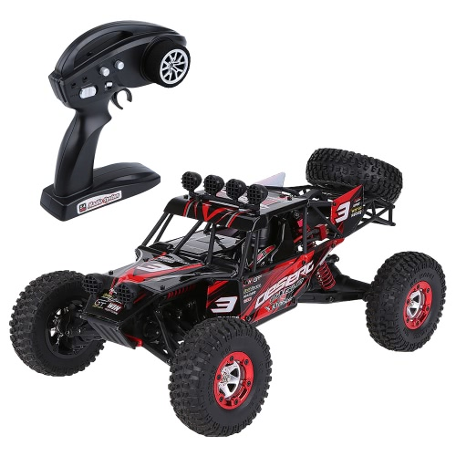 Original FEIYUE FY-03 EAGLE-3 1:12 4WD 2.4G Full Scale Deserto Off-Road RC Automobile
