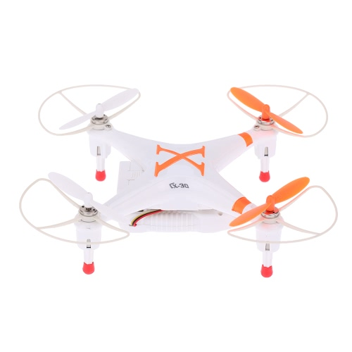 Cheerson CX-30S 4CH 2.4GHz RTF 6 eixos giroscópio 5,8 G FPV em tempo real RC Quadcopter com LCD Display/câmera