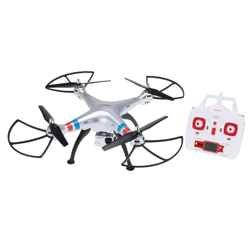 Original Syma X8G 2.4G 6 Axis Gyro 4-CH Headless RC Quadcopter with a HD Camera